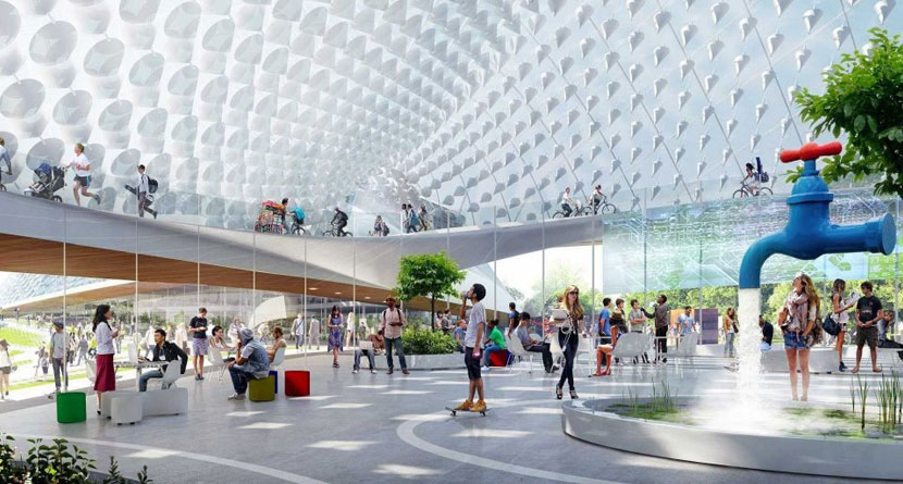 Race to build £1bn Google London HQ
